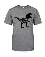 teacher shirts Classic T-Shirt thumbnail