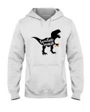 teacher shirts Hooded Sweatshirt front