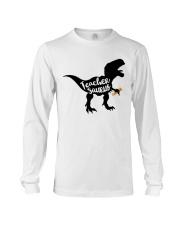 teacher shirts Long Sleeve Tee tile