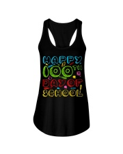 teacher shirt Ladies Flowy Tank thumbnail