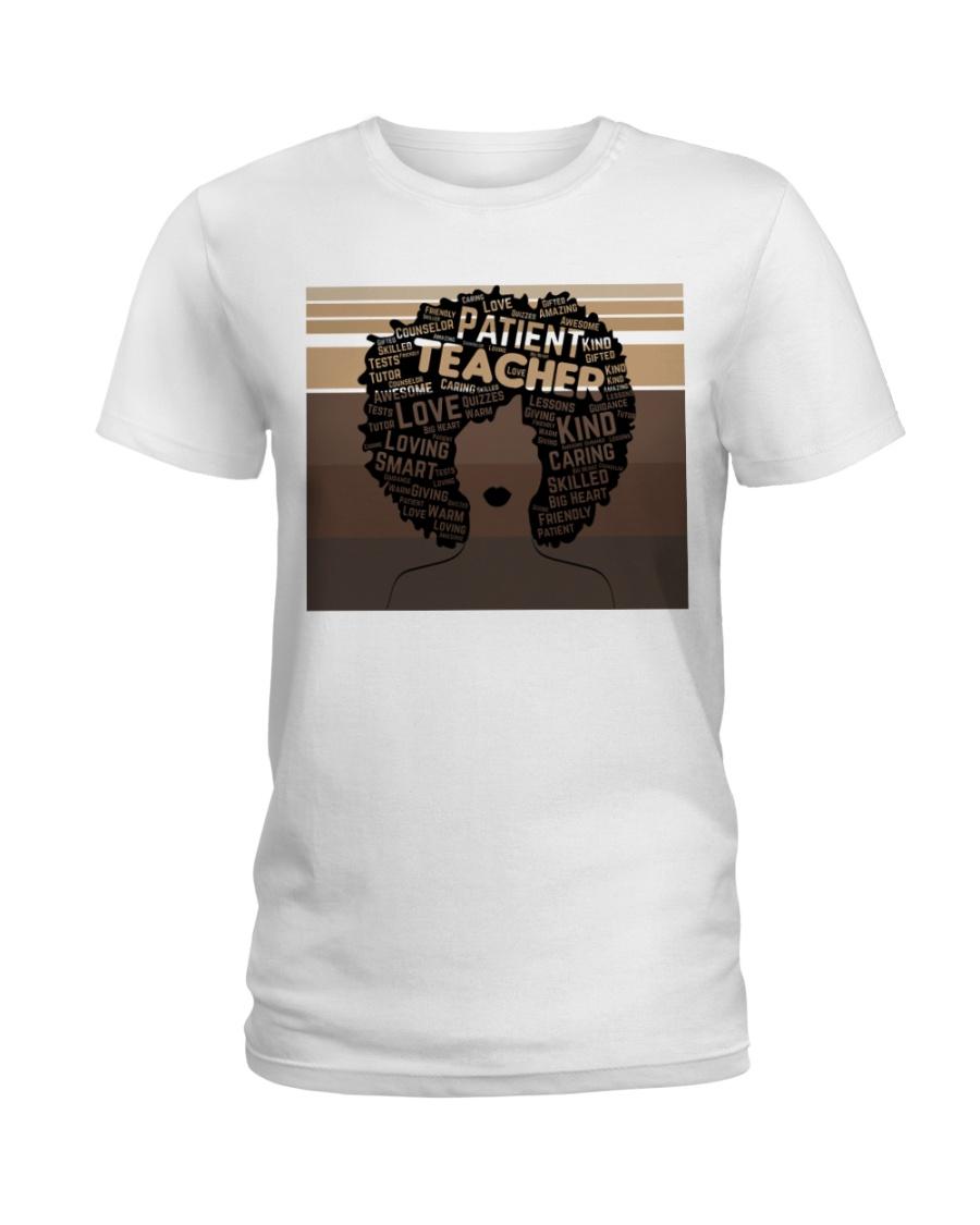 Teacher Collection Ladies T-Shirt