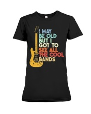 COOL-BANDS Premium Fit Ladies Tee tile