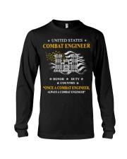 Combat Engineer Us Army Combat Engineer Army Com 3 Long Sleeve Tee thumbnail