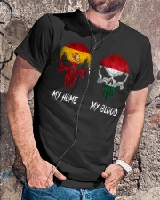 Home Spain - Blood Hungary Classic T-Shirt lifestyle-mens-crewneck-front-4