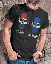 My Home Netherlands - Honduras Classic T-Shirt lifestyle-mens-crewneck-front-4