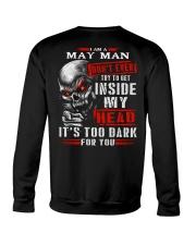 MY HEAD 05 Crewneck Sweatshirt thumbnail
