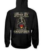 GERMAN GUY - 08 Hooded Sweatshirt thumbnail