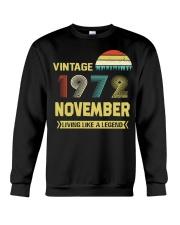 LIVING 72 11 Crewneck Sweatshirt thumbnail