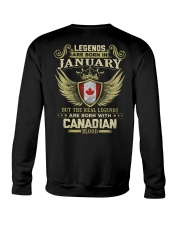 LG CANADIAN 01  Crewneck Sweatshirt thumbnail