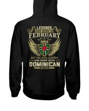LG DOMINICAN 02 Hooded Sweatshirt thumbnail