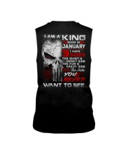 KING THREE SIDE 1 Sleeveless Tee thumbnail