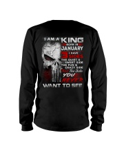 KING THREE SIDE 1 Long Sleeve Tee thumbnail