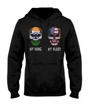 My Home India - America Hooded Sweatshirt thumbnail