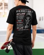 MY LIFE 2 Classic T-Shirt apparel-classic-tshirt-lifestyle-back-68
