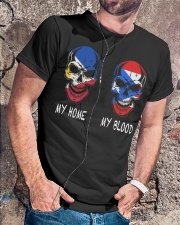 My Home Philippinese - Puerto Rico Classic T-Shirt lifestyle-mens-crewneck-front-4