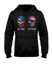 My Home Philippinese - Puerto Rico Hooded Sweatshirt thumbnail