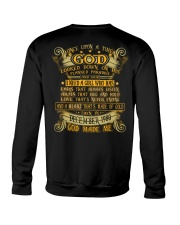 GOD 80-012 Crewneck Sweatshirt thumbnail