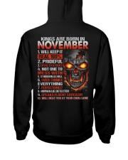 KING REAL 11 Hooded Sweatshirt back