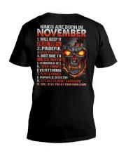 KING REAL 11 V-Neck T-Shirt thumbnail