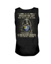 URUGUAYAN GUY - 06 Unisex Tank thumbnail