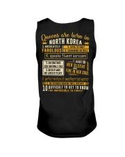 Queens North Korea Unisex Tank thumbnail