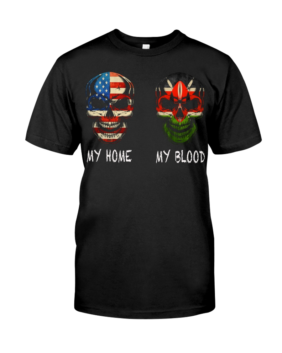 My Blood - Kenya Classic T-Shirt