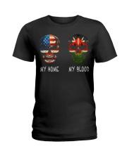 My Blood - Kenya Ladies T-Shirt thumbnail