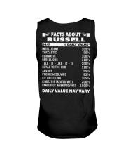 RUSSELL Unisex Tank thumbnail
