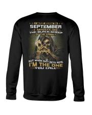 YOU CALL 9 Crewneck Sweatshirt thumbnail