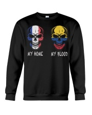 My Home France - Colombia Crewneck Sweatshirt thumbnail