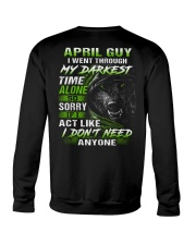 MY DARKEST 4 Crewneck Sweatshirt thumbnail