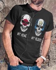 My Home Japan - Guatemala Classic T-Shirt lifestyle-mens-crewneck-front-4