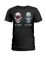 My Home Japan - Guatemala Ladies T-Shirt thumbnail