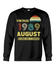 LIVING 89 8 Crewneck Sweatshirt thumbnail