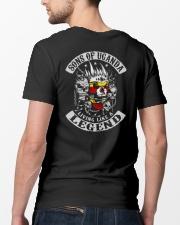 SONS OF UGANDA Classic T-Shirt lifestyle-mens-crewneck-back-5