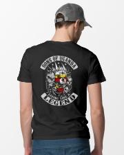 SONS OF UGANDA Classic T-Shirt lifestyle-mens-crewneck-back-6