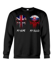 Home United Kingdom - Blood Slovakia Crewneck Sweatshirt thumbnail