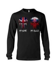 Home United Kingdom - Blood Slovakia Long Sleeve Tee thumbnail