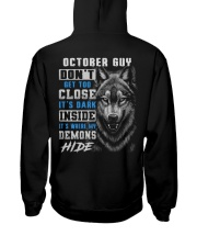 INSIDE 10 Hooded Sweatshirt tile