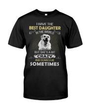 Dog - Daughter - Labrador Retriever  Classic T-Shirt front