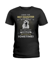 Dog - Daughter - Labrador Retriever  Ladies T-Shirt thumbnail