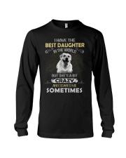 Dog - Daughter - Labrador Retriever  Long Sleeve Tee thumbnail