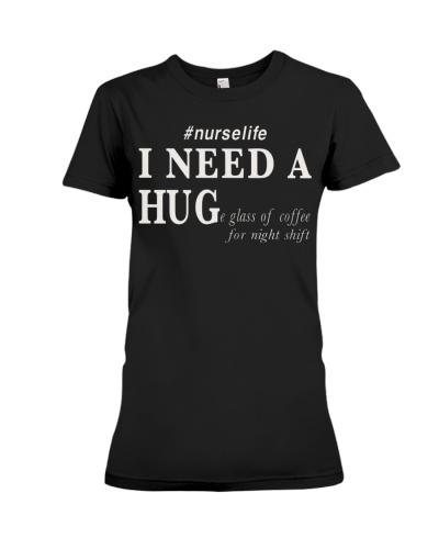 NURSE - HUG