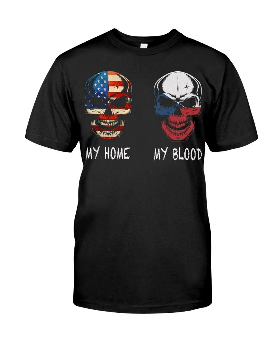 My Blood - Czech Classic T-Shirt