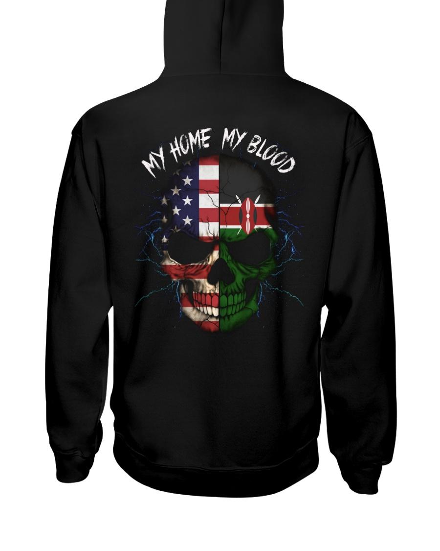 Blood Kenya Hooded Sweatshirt