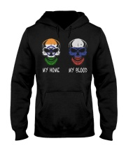 My Home India - Russia Hooded Sweatshirt thumbnail