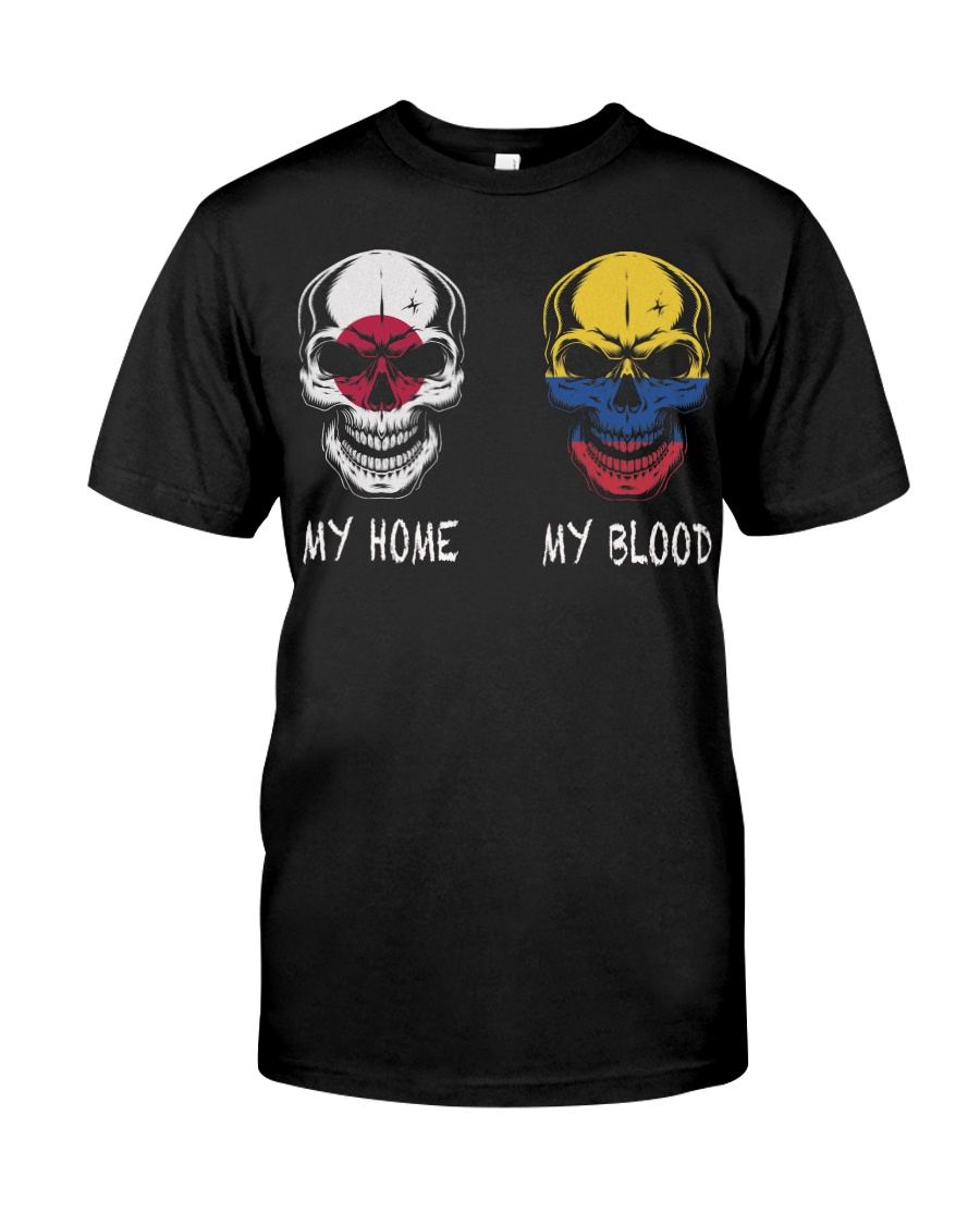 My Home Japan - Colombia Classic T-Shirt