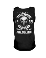 MAN 3SIDE 89-1 Unisex Tank thumbnail