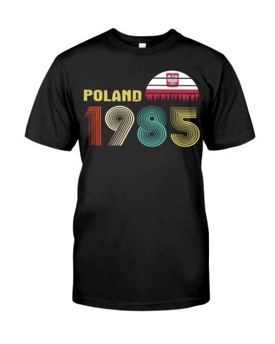 POLAND 1985