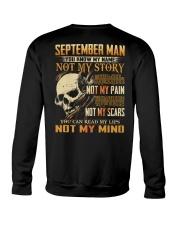 MY STORY 09 Crewneck Sweatshirt thumbnail